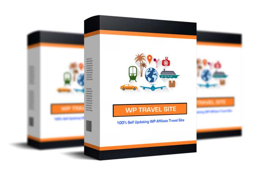 Image - WP Travel Site V1